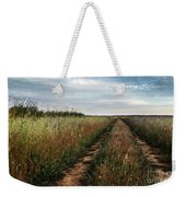 Countryside Tracks Weekender Tote Bag