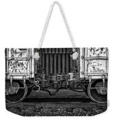 Coupled In Ride Mode Weekender Tote Bag