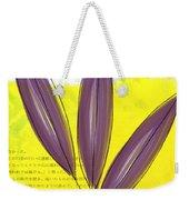 Courage Weekender Tote Bag by Linda Woods