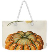 Courgette And A Pumpkin Weekender Tote Bag