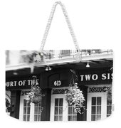 Court Of The Two Sisters Weekender Tote Bag