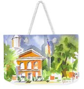Courthouse Abstractions II Weekender Tote Bag
