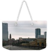 Courthouse Fort Worth Texas Weekender Tote Bag
