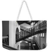 Courthouse Staircases Weekender Tote Bag