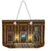 Courthouse Steps Weekender Tote Bag