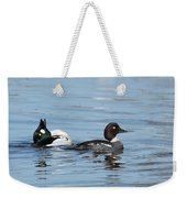 Courting Common Golden Eyes Weekender Tote Bag