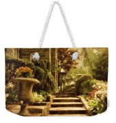 Courting Spring Weekender Tote Bag