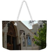 Courtyard To The Coptic Church Weekender Tote Bag