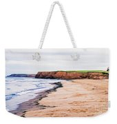 Cousins Shore Prince Edward Island Weekender Tote Bag by Edward Fielding