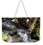 Covell Creek 4 Weekender Tote Bag