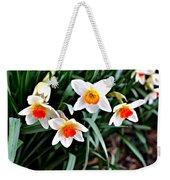 Covenant Daffodils Weekender Tote Bag