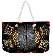 Coventry Cathedral Windows Montage Weekender Tote Bag