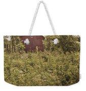Covered Barn Weekender Tote Bag