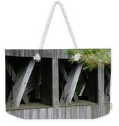 Covered Bridge Windows  Weekender Tote Bag