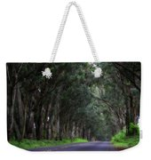 Covered By Trees Weekender Tote Bag