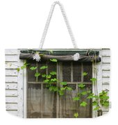 Covered Weekender Tote Bag