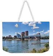 Covington Kentucky Weekender Tote Bag