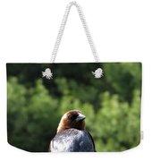 Cow Bird Weekender Tote Bag