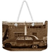 Cow Canyon Trading Post 1949 Weekender Tote Bag