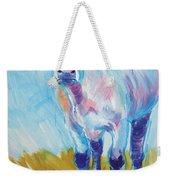 Cow Painting Weekender Tote Bag