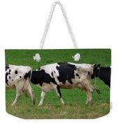 Cow Path Weekender Tote Bag