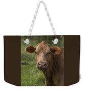 Cow Portrait I Weekender Tote Bag