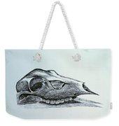 Cow Skull 2 Weekender Tote Bag