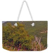 Cow Vetch In Cape Breton Highlands Np-ns Weekender Tote Bag
