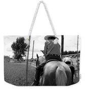 Cowboy 1 Weekender Tote Bag