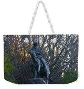 Cowboy 1908 By Frederic Remington Weekender Tote Bag
