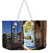 Cowboy Boot Decoration Weekender Tote Bag