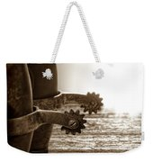Cowboy Boots And Riding Spurs Weekender Tote Bag