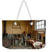 Cowboy Corner Weekender Tote Bag