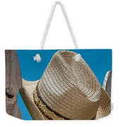 Cowboy Days Weekender Tote Bag