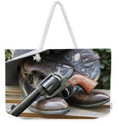 Cowboys Gear Weekender Tote Bag