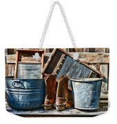 Cowboys Have Laundry Too Weekender Tote Bag