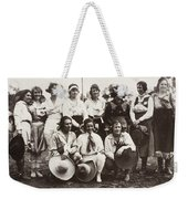 Cowgirls, 1910 Weekender Tote Bag