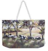 Cows Pasture Weekender Tote Bag