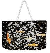Coy Fish Weekender Tote Bag