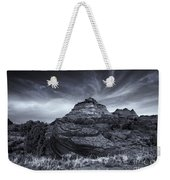 Coyote Buttes Cloud Explosion Weekender Tote Bag