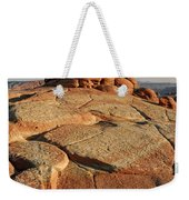 Coyote Buttes Rock Formation Weekender Tote Bag