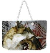 Coyote Headdress 1 Weekender Tote Bag