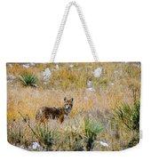 Coyotes Weekender Tote Bag