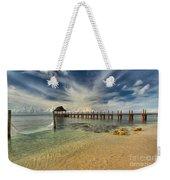 Cozumel Beach Paradise Weekender Tote Bag