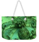 Cozumel Octopus Weekender Tote Bag