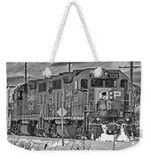 Cp Rail Train Bwtr9099-12 Weekender Tote Bag