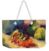 Crab Apples And Pears Weekender Tote Bag