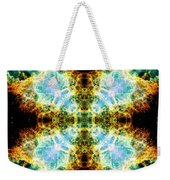 Crab Nebula V Weekender Tote Bag