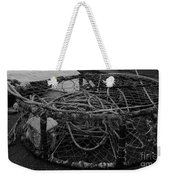 Crab Pot Weekender Tote Bag