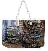 Crab Pots Weekender Tote Bag